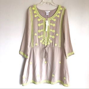 Esley Embroidered Dress
